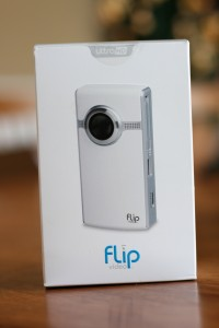 Giveaway, flip video camera