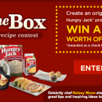 Fun Hungry Jack Giveaway