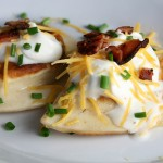 Loaded Pierogies