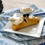 Blueberry Cream Cheese Crescent Rolls & Giveaway