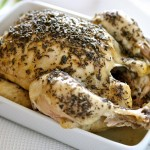 Whole Chicken in a Crock-Pot & Giveaway