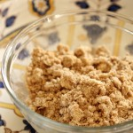 All Purpose Crumb Topping