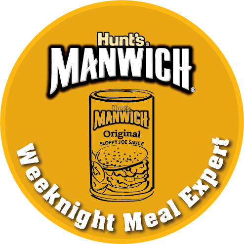 Manwich Blogger Badge