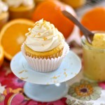 Orange Blossom Cupcakes & Giveaway