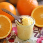 Orange Curd, perfect for filling cupcakes, spreading on scones and cookies or using to fill a cake