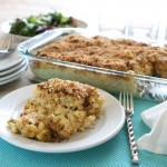 Chicken and Broccoli Macaroni and Cheese & Giveaway