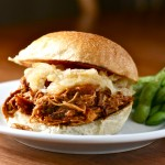 Crock-Pot® BBQ Chicken Sandwiches & GIVEAWAY