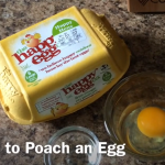 How to Poach an Egg {Video}
