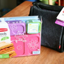 Rubbermaid LunchBlox Giveaway