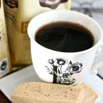 Maple Cinnamon Shortbread with Millstone® Coffee