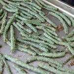 Roasted Italian Green Beans