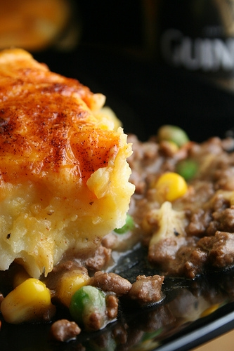 Guinness Shepherds Pie