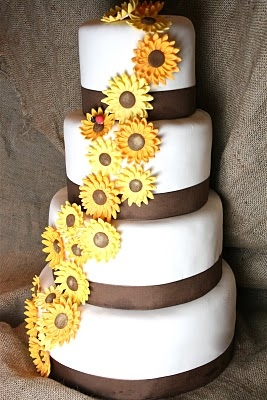 sunflower_wedding_cake